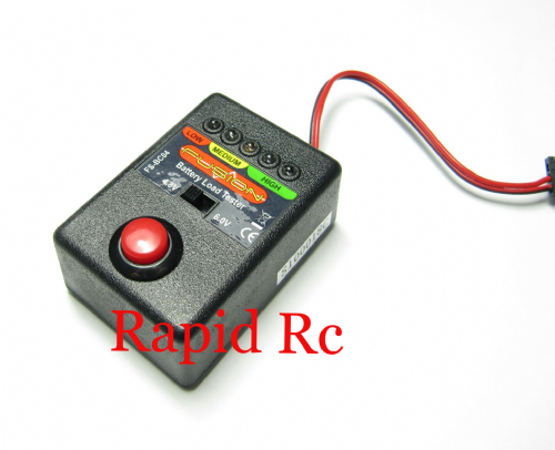 Battery Load Tester 4.8/6V NiCd, NiMH P-FS-BC04